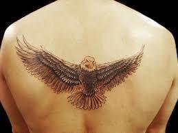 Originální Tetování Orol