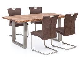 Esstisch Holz Baumkante Lifeedge Tischgruppe Esszimmer Möbel