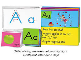 Lakeshore All About Letters Pocket Chart Import It All