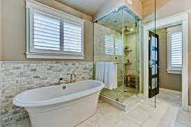 master bathroom remodeling. Stylish White Master Bathroom Featuring Ann Sacks Lux Tile Remodeling HGTV.com
