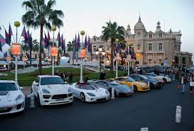 Marques Monaco Live Supercar Show In The World Photos Video