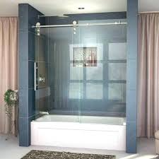 replacing shower doors shower door installation medium size of home depot bathtub doors bathtub sliding doors installation shower veil trackless doors