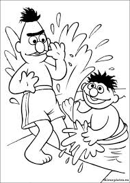 Bert And Ernie Clipart Free Clipart