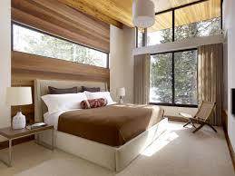 modern neutral bedroom wood accent wall beautiful woodsy tierra