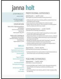 Professional Resume Writing Services & Resume Design   Resume By Nico