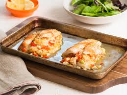 flounder stuffed with shrimp and