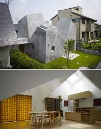 Rustic Modern Japan House in Kohoku