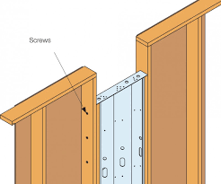 steel strong wall for timber frame