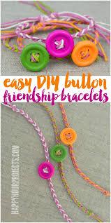 easy diy on friendship bracelets on bracelets 7
