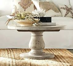 pottery barn coffee table coffee table pottery barn round glass coffee table