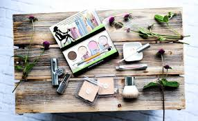 honeybee gardens makeup product review
