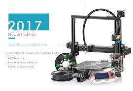 2017 newest tevo tarantula titan extruder 3d printer diy kit black us