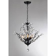 good looking home depot crystal chandelier 15 skillful 9