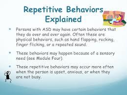 Behavior Challenges and Autism