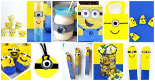 25 Minion Crafts and Recipes Facebook