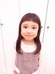 子供女の子の髪の切り方ショートロングレイヤー も I Seeアイシー