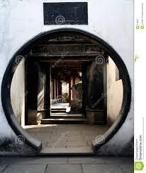 Decorating circular door images : Circle door design stock image. Image of architecture, stone - 379637