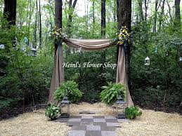Wedding Arch Decorations 17 Best Ideas About Outdoor Wedding Arches On Pinterest Outdoor