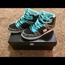 dc shoes high tops for a woman. dc shoes - d.c. women rebound high top dc tops for a woman s