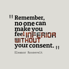 Eleanor Roosevelt Quote About Self