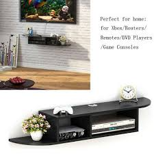 tribesigns wall mounted media console