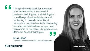 """Betsy Hilton on Twitter: """"Proud to work for one of @WXN Canada's ..."""