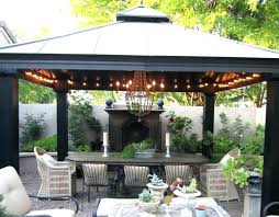 outdoor gazebo lighting led outdoor gazebo lighting target daily deal lights just shipped gazebos and fisher outdoor gazebo
