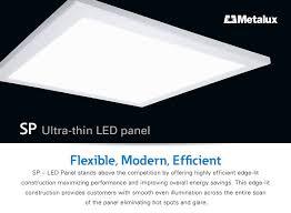 Eaton Lighting Panel Ultra Thin Led Panel Ceiling Light Commercial Eaton