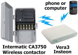 how to wire intermatic ca3750 control water heater or pool pump telephone or computer using 30 amp ca3750 and vera 3