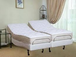 queen size split adjustable bed. Simple Queen Queen Size 6Inch Genesis Latex Mattress Leggett U0026 Platt SCape Adjustable  Bed With Split