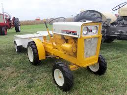 cub cadet garden tractors s