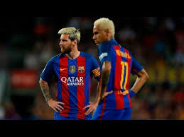 Goals Bt Ween Messi And Neymar Jr Lionel Messi Neymar Jr Alone Skills And Goals 24 YouTube 20 115616