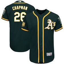 Alternate Collection Base Athletics Flex Chapman Oakland By Men's Majestic Green Authentic Matt Jersey