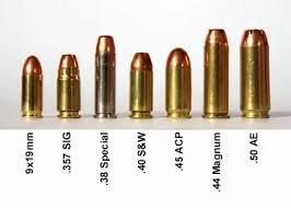 Handgun Ammo Chart Is The 44 Magnum Still The Most Powerful Handgun In The