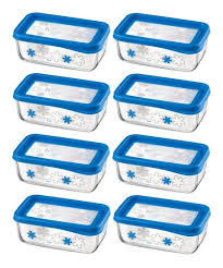 blue frigoverre 21 container set