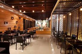 Contemporary Hospitality Interior Design Bally Hotel, Las Vegas Restaurant