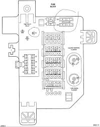 dodge ram van fuse box diagram image wiring diagram for 1997 dodge ram 1500 wiring on 1997 dodge ram van fuse