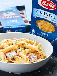 a pletely gluten free pasta dish this y en sausage pasta recipe is full of