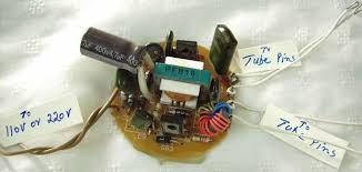 11w cfl emergency light circuit diagram somurich com cfl wiring diagram cfl circuit diagram 295