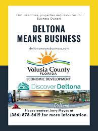 Florida Power And Light Deltona Infrastructure City Of Deltona