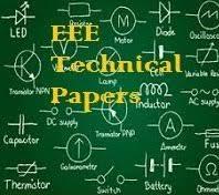 technical paper presentation topics for electrical engineering technical paper presentation topics for electrical engineering krazytech