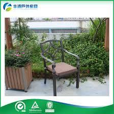 china cast aluminum dining furniture