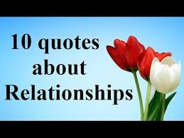 Inspirational Quotes About Love And Relationships Impressive 48 Relationship Quotes Love Relationship Sayings YouTube