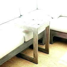couch arm table couch arm tray over the arm sofa table sofa alluring slide under table couch arm table