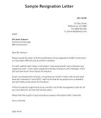 Formal Letter Of Resignation Best Nice Resignation Letter Template Ziweijie