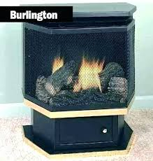 vent free gas fireplace insert with logs propane outdoor ventless inserts lo