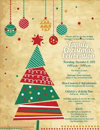 Christmas Birthday Invitations Best 25 Christmas Invitation