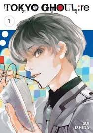 ongoing in this sequel to tokyo ghoul follow the mission of counter ghoul as the investigators experiment with stealing ghoul powers and implanting