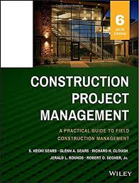 Cover Page For Project Cover Page Construction Project Management 6th Edition Book