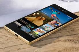 sony xperia z5 premium gold. sony has launched its top-end xperia z5 and premium smartphones in india. the is first smartphone with a 4k-screen. gold